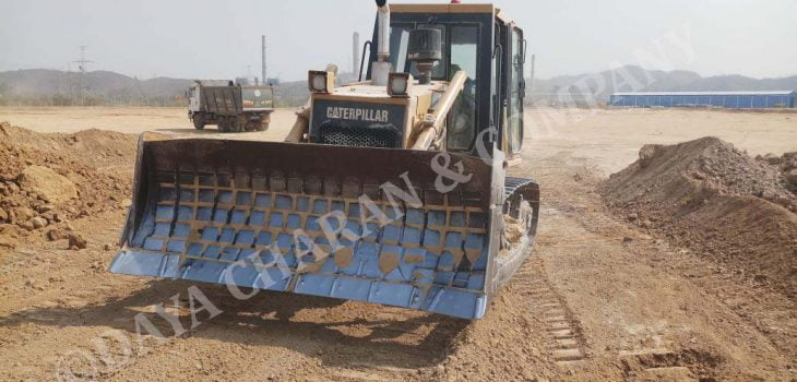 D6G CATERPILLAR Bulldozer