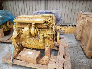 Bulldozer Engine