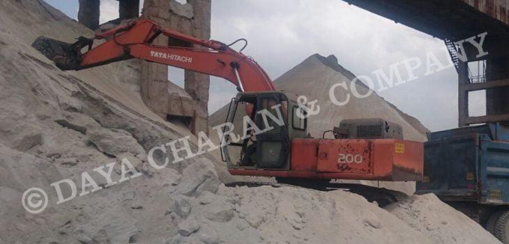 tata Hitachi Excavator Hiring
