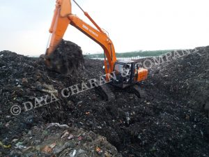 Landfill waste management