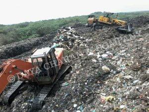 Landfill management