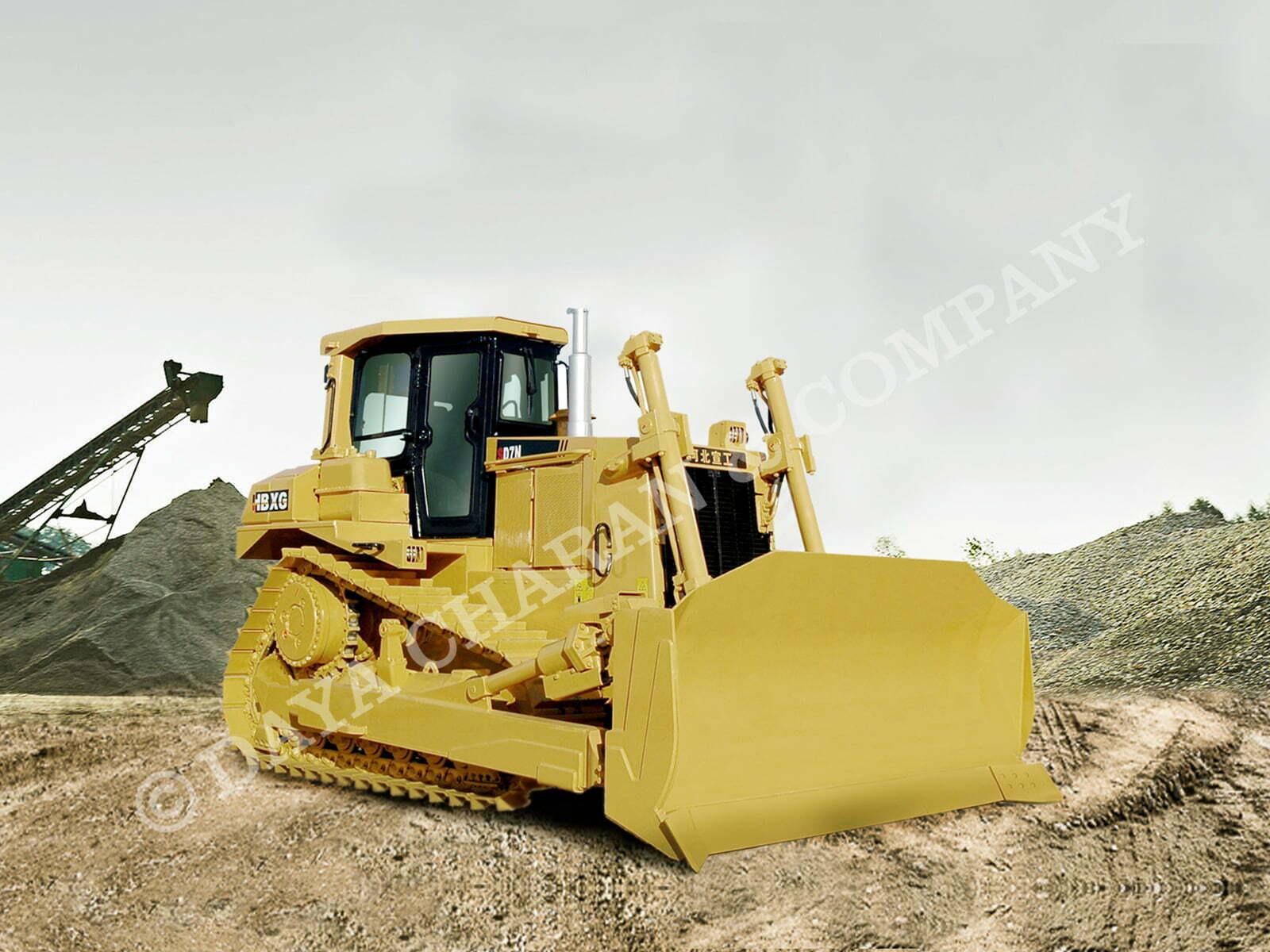 SD7N Bulldozer