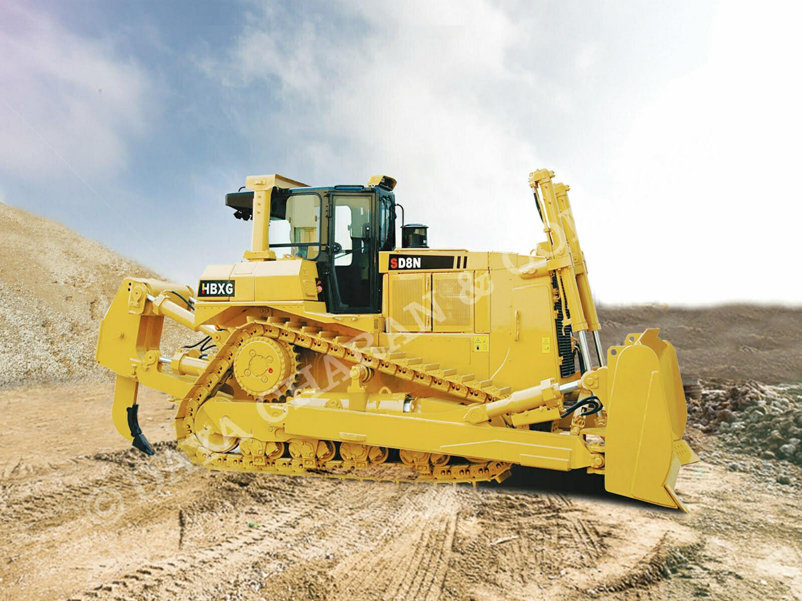 SD8N bulldozer