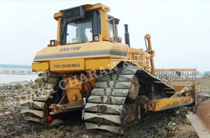 Solid waste Sd7n bulldozer