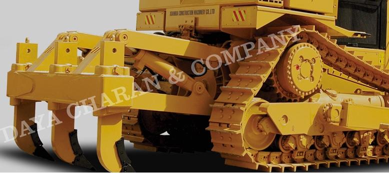 bulldozer ripper shanks