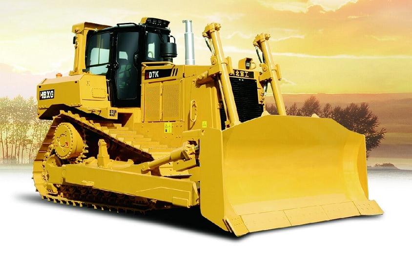 SD7K Bulldozer