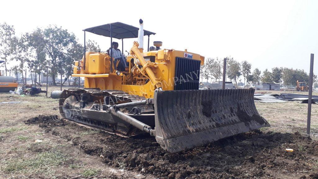 BD80 bulldozer