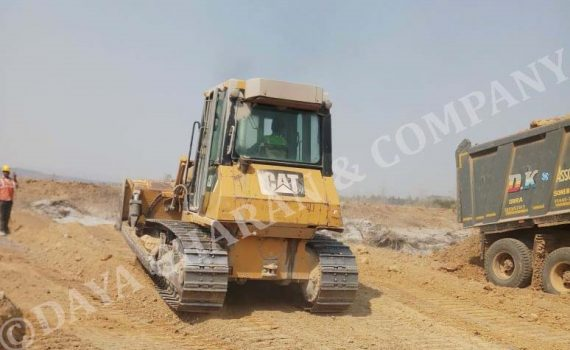 Cat d6g Bulldozer
