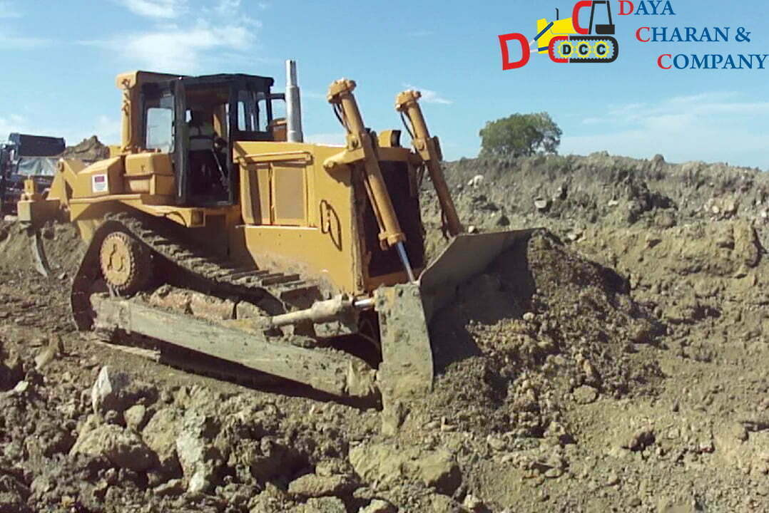 bulldozer hire