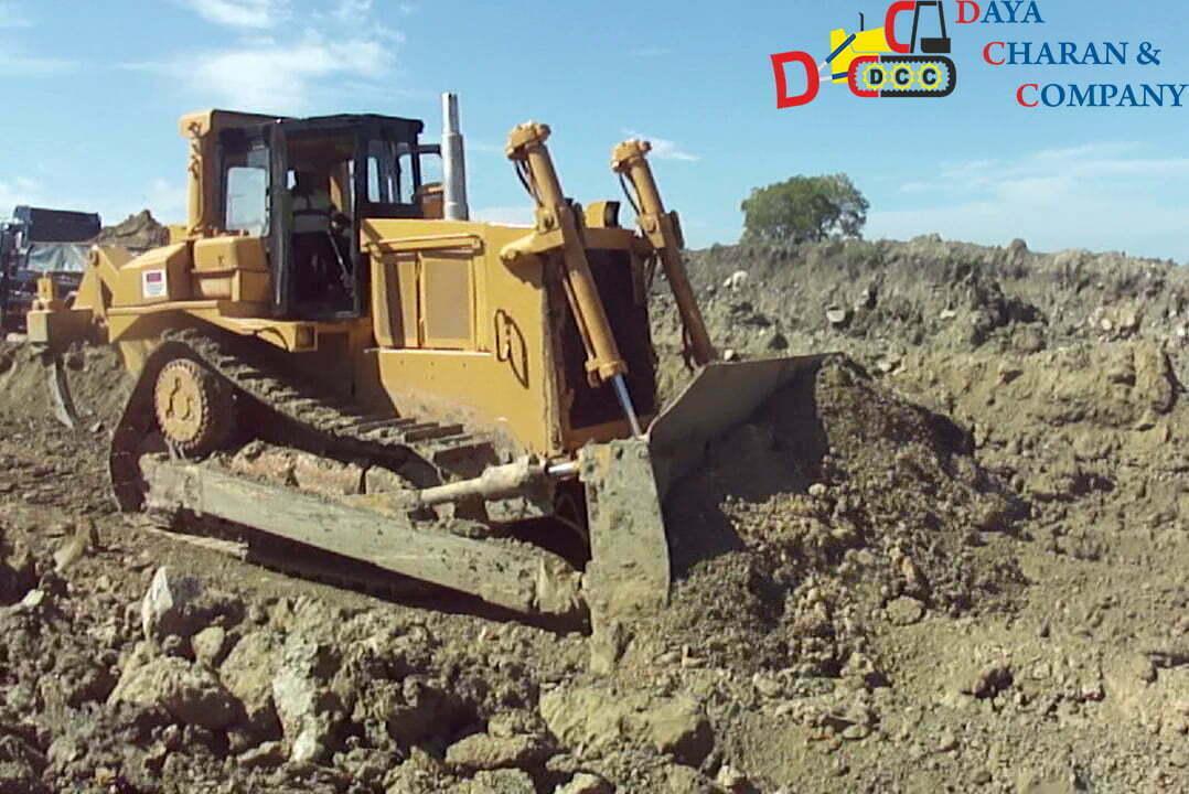 bulldozer hire