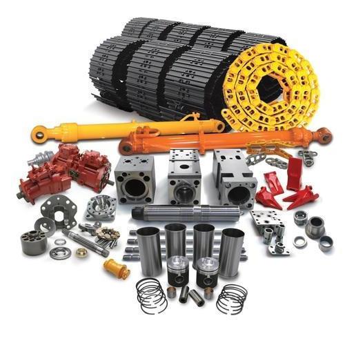 spares-parts Bulldozers, Excavator