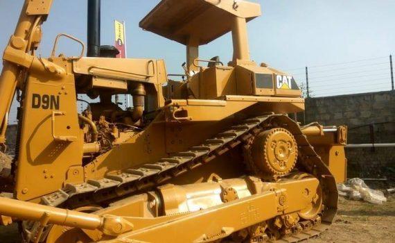 Cat d9n Bulldozer