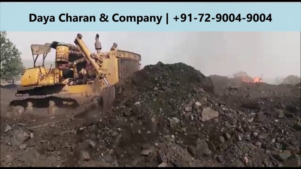 Bulldozers for Coal fired Thermal Power Plant - Daya Charan
