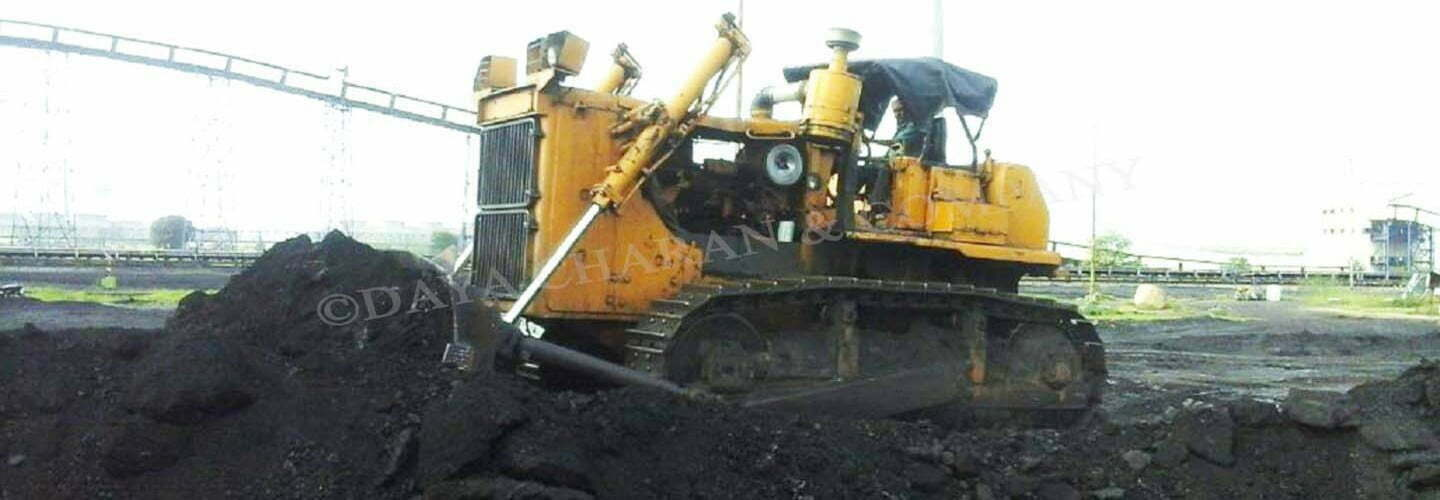 bulldozer hire in India