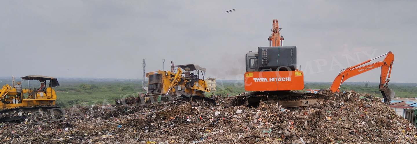 Msw landfill management