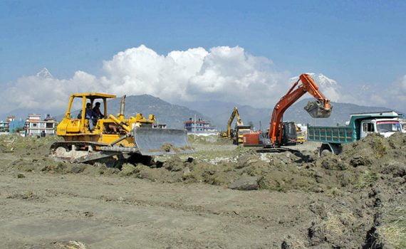 International-Airport project