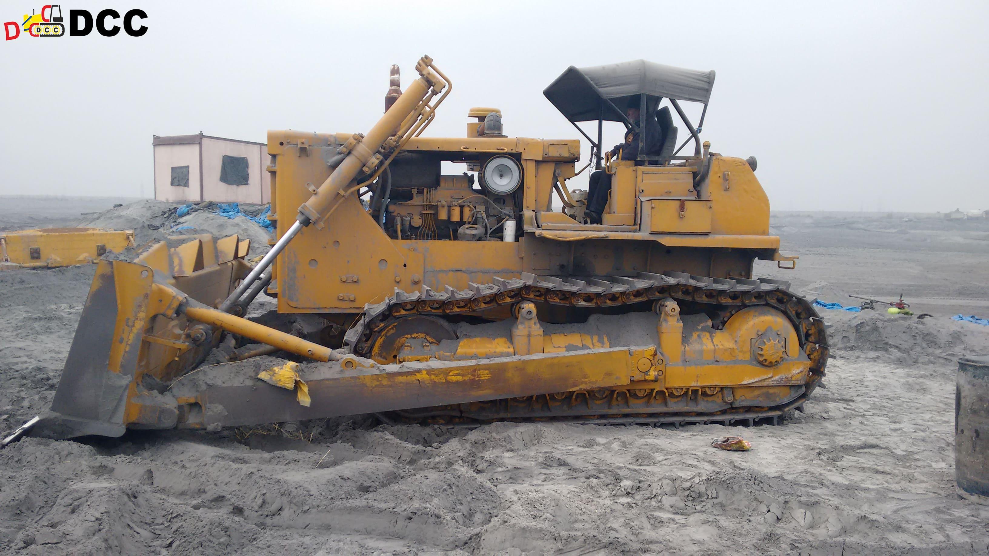 D155 bulldozer - BEML 3
