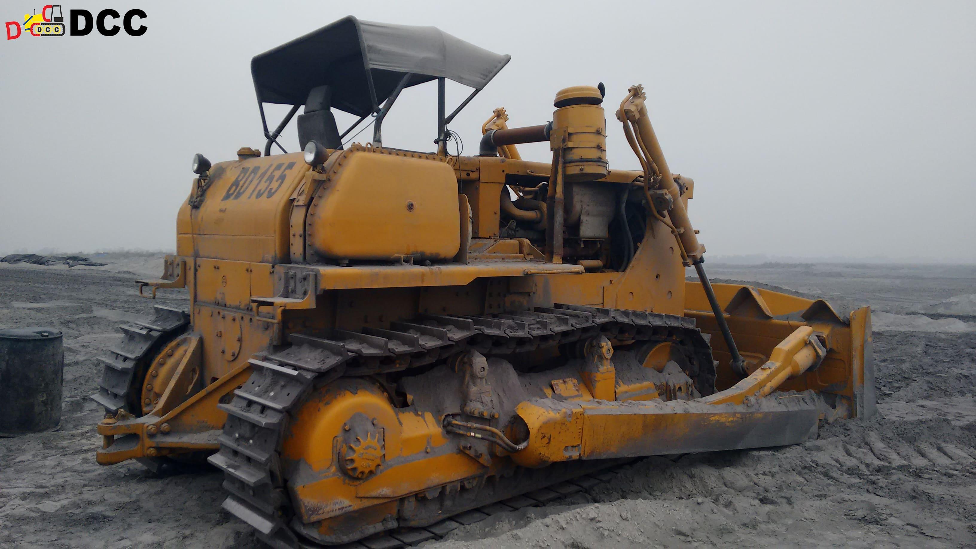 D155 Bulldozer - BEML 4
