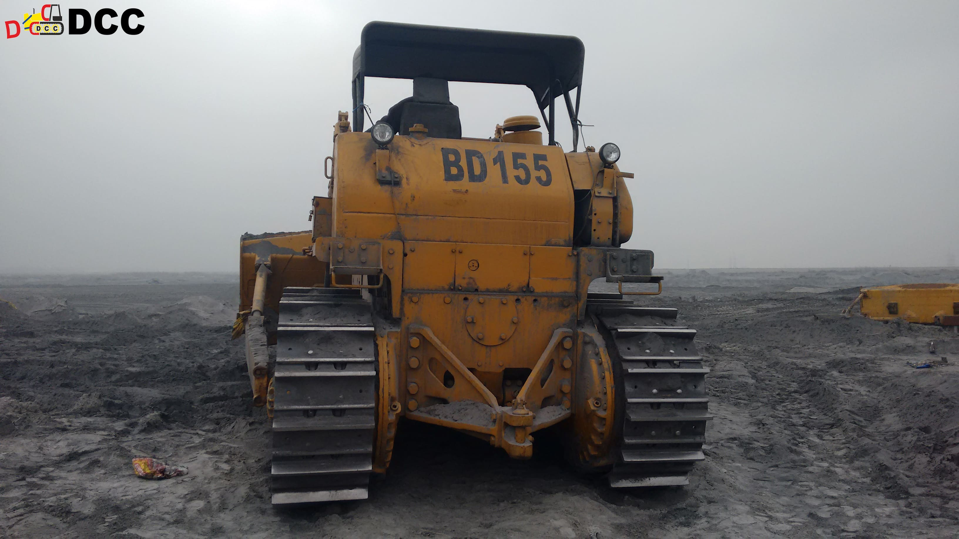 D155 bulldozer BEML 6