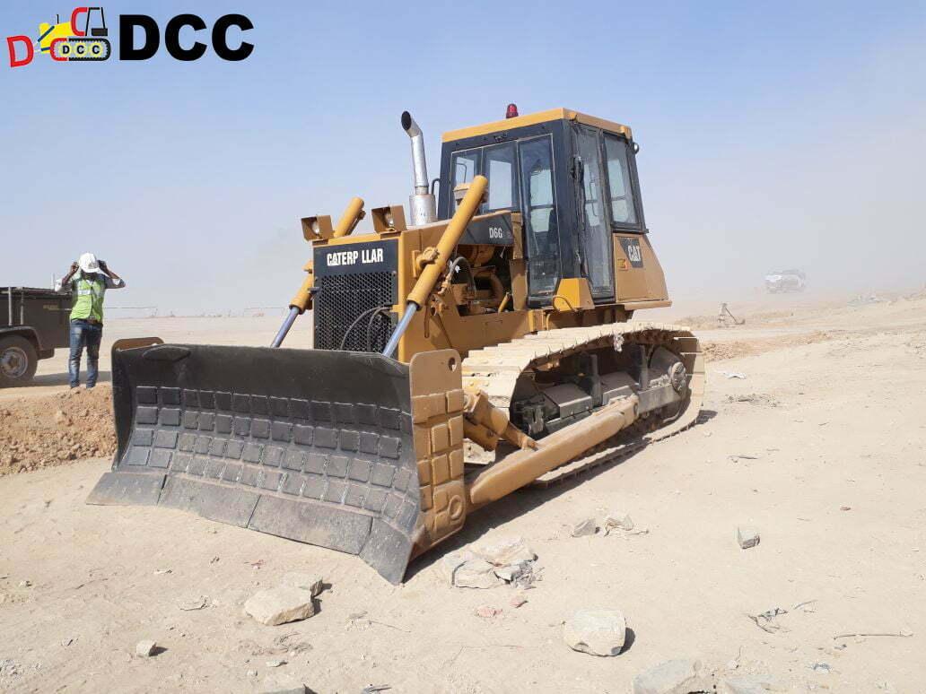 D6G Caterpillar 1