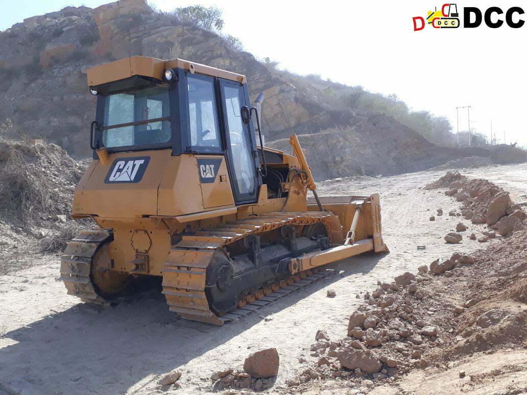 D6G Caterpillar 11