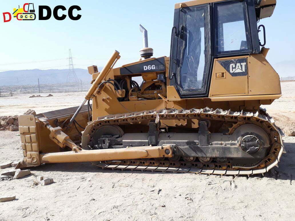 D6G Caterpillar 2