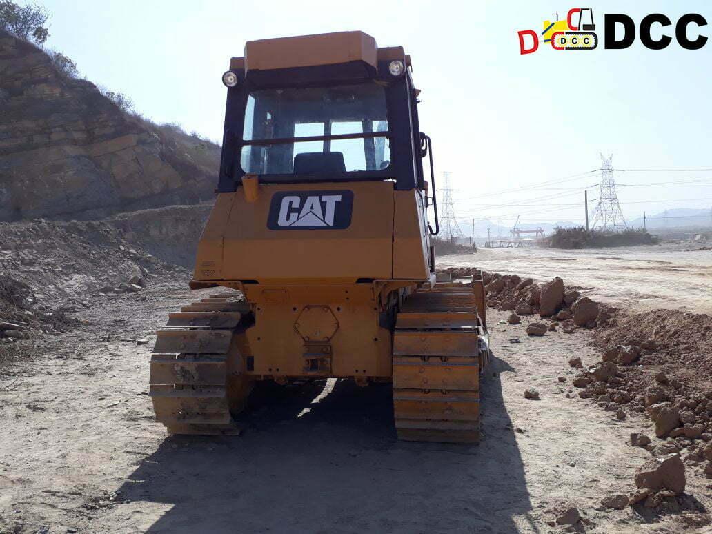 D6G Caterpillar 3