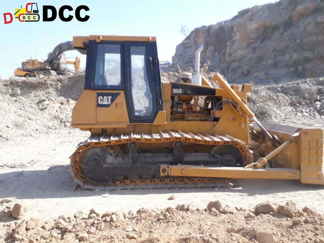 D6G Caterpillar 4