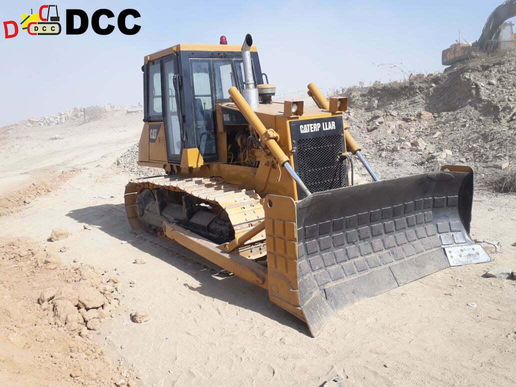 D6G Caterpillar 5