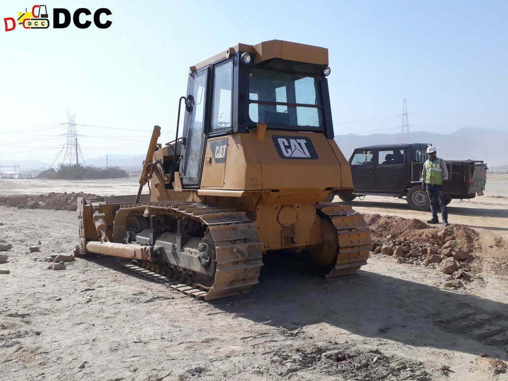 D6G Caterpillar 9