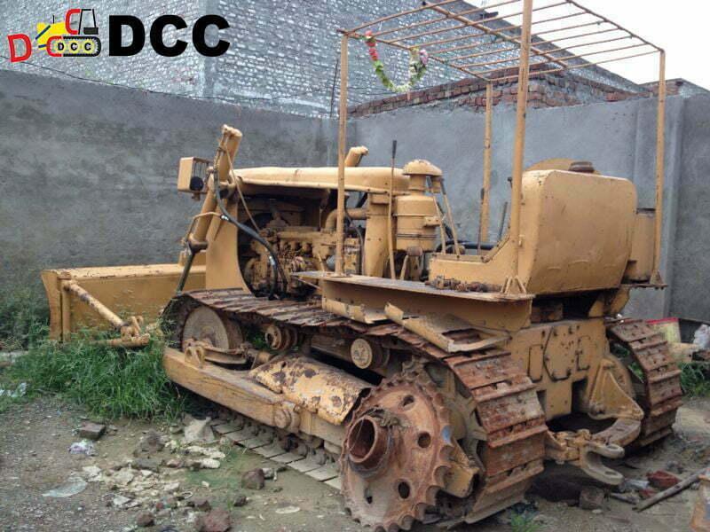 Dozer - D6 8U 1