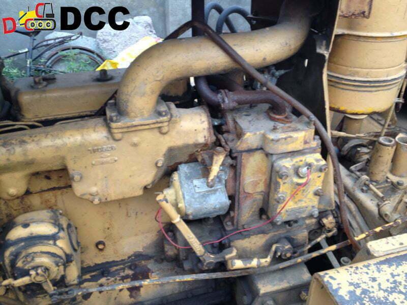Dozer - D6 8U 8