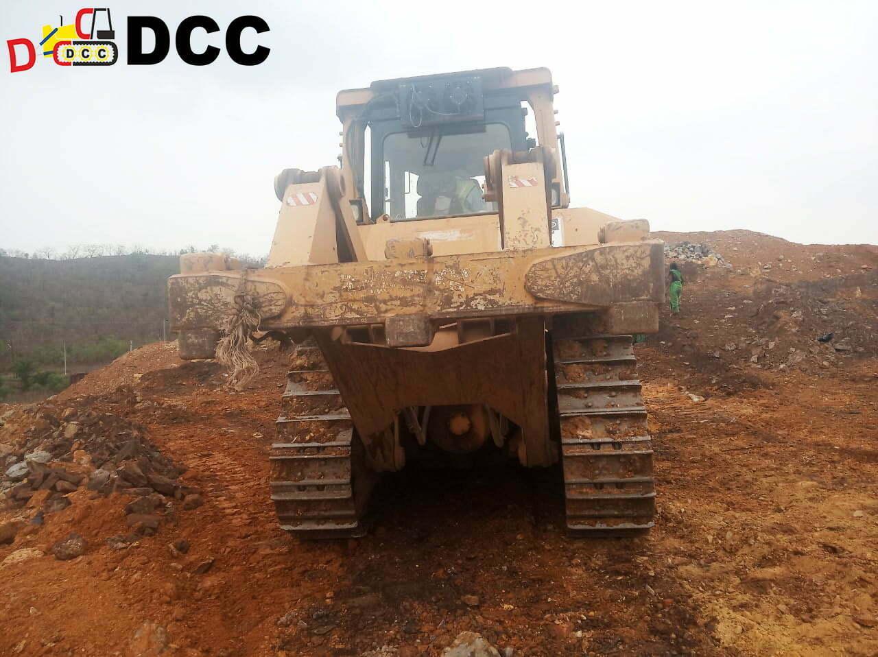 Old Bulldozer SD7N 2