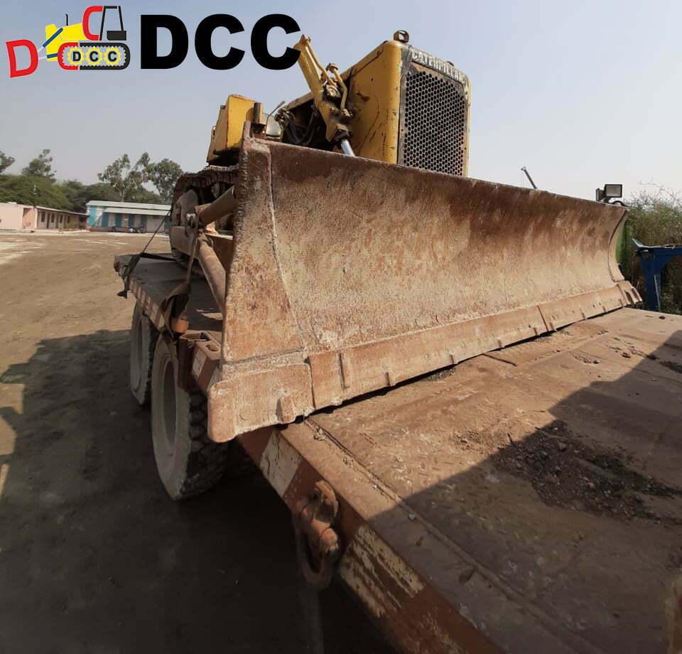 Refurbished - D4D Caterpiilar 5