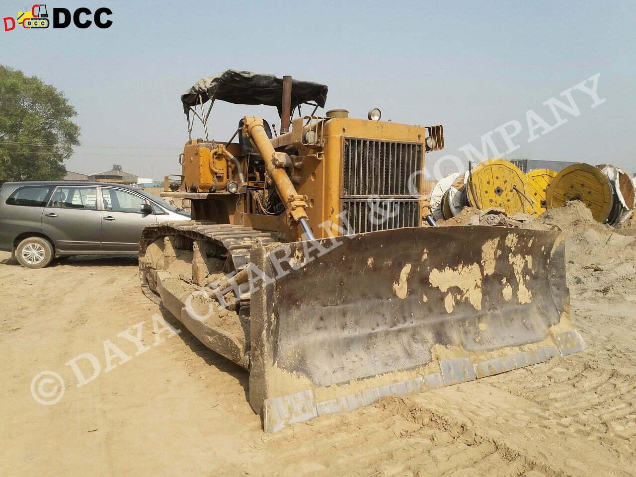bulldozer mining