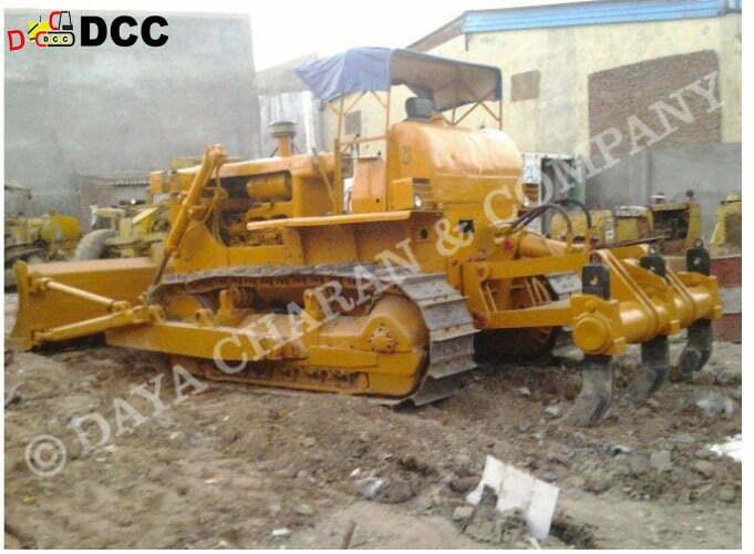 Old bulldozer_d80