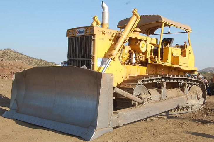 BEML BD155 Bulldozer
