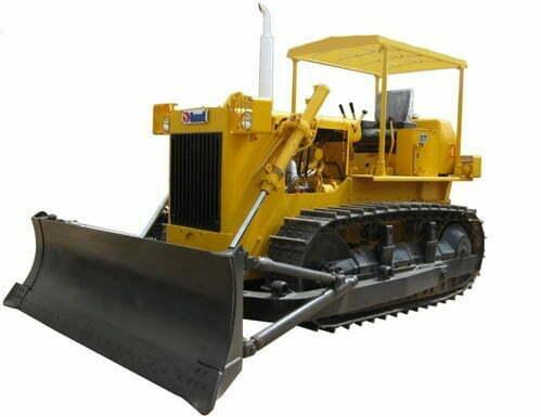 BEML BD50 Bulldozer