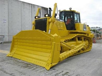 Bulldozer D155
