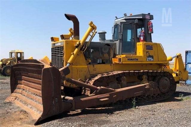 Bulldozer D275