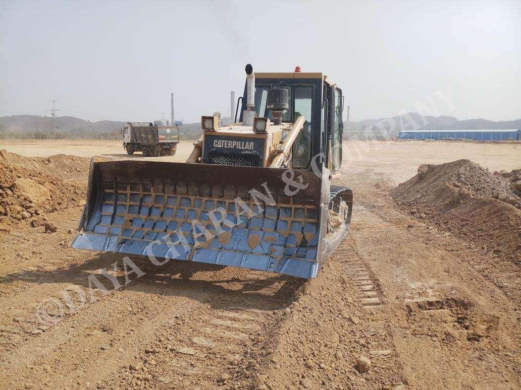 D6G Caterpillar Bulldozer